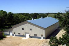 Russellville Manor Equine Facility